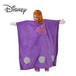 [Disney] 디즈니 프린세스 소피아 후드 담요