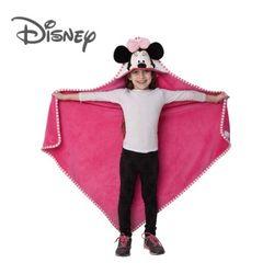 [Disney] 디즈니 미니마우스 클래식 후드 담요