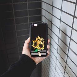 꽃을든케이스 (갤럭시)
