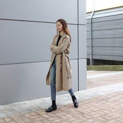 트렌치 코트 (2color)