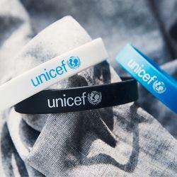 UNICEF SILICON BRACELET