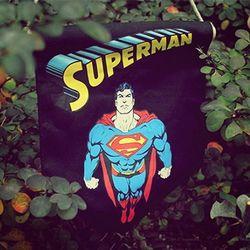 워너브라더스 열스티커(의류용스티커) 슈퍼맨