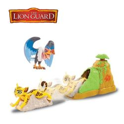 [Disney] 디즈니 라이온가드 훌리 런처 세트