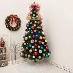 브랜드볼그린솔트리300cm 단면(전구포함) 크리스마스