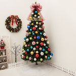 브랜드볼그린솔트리300cm 양면(전구포함) 크리스마스