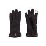 [Smart Phone]Soft Padding Gloves black