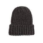 So Heavy knit Hat GRAY