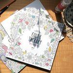 컬러 드로잉 컬러 테라피 3탄 색칠공부 연습북