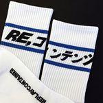 blue line socks