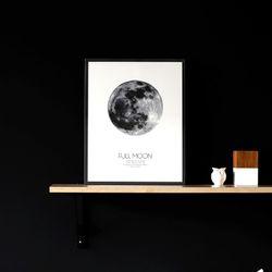 갤러리 테이블 [S] - 보름달