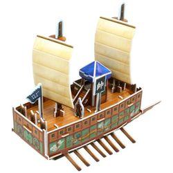 [3D입체퍼즐] 임진왜란의 주역(主役) 판옥선(板屋船)