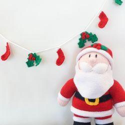 니팅키트- 크리스마스 가랜드