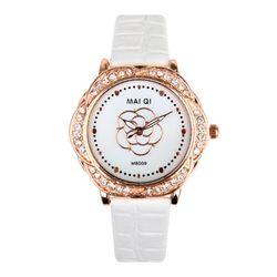 S153 크리스탈 플라워 여성시계