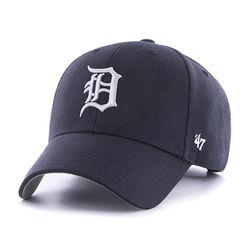 MLB모자 디트로이트 타이거스 네이비 스트럭처