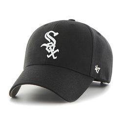 MLB모자 시카고 화이트삭스 블랙 스트럭처