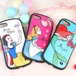 iFace 디즈니 프린세스 퍼스트클래스 아이폰8 7