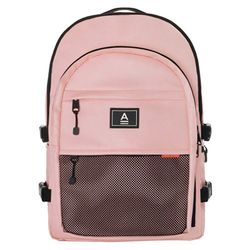 [예약배송 3/15 출고] [PREMIUM]Crazy Backpack (baby pink)
