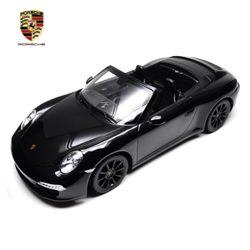 [무료배송] 1:12 포르쉐 911 카레라 RC카 블랙
