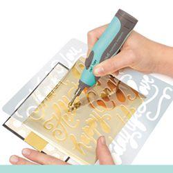 캘리그라피 포일 펜 툴