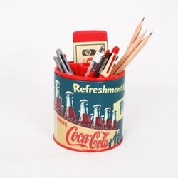 코카콜라 3000 원형사출펜컵 (랜덤)
