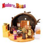 [무료배송] 마샤와 곰 베어하우스 플레이세트 / SIMBA-916329