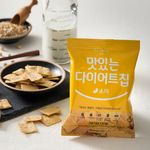 [한정수량] 고단백 스낵 맛있는 소이칩