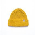 Heist short beanie(mustard)