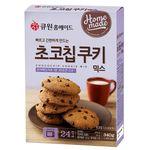 큐원 초코칩쿠키 믹스 (전자레인지용)