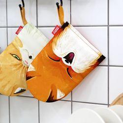 (주방장갑) Fox