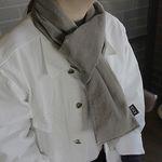 CODUROY stall & muffler - Beige gray