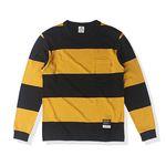10s wide border mtm-mustard-