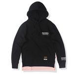 950g layered hoody