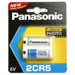 파나소닉 2CR5 리튬건전지 6V