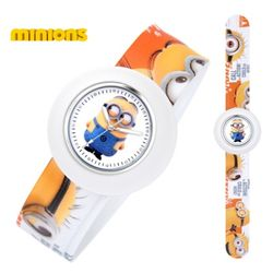 미니언즈 캐릭터 LED 터치 손목시계 MA-001C