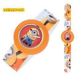 미니언즈 캐릭터 LED 터치 손목시계 MA-001A