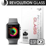 레볼루션글라스 0.3T 강화유리 방탄필름 애플워치2