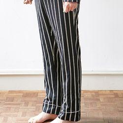 stripe pajama pants (men) 스트라이프 파자마 팬츠