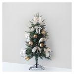 화이트 크리스마스 그린 디자인트리SET(90cm)