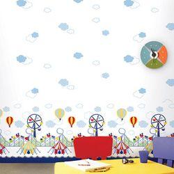 [아이방벽지] A1015-1 놀이동산