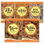 [무료배송] 옛날과자 소라과자 스토리콘 오란다 고구마 스낵 5봉