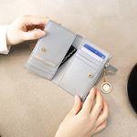 [골드링 증정] D.LAB Coin Card wallet  - Gray