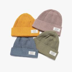 FRAME WATCH CAP (4COLOR)