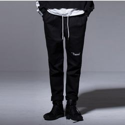 M.N.I. T-P2 BLACK 팬츠