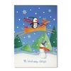 홀마크 크리스마스 카드-IMW3641PT3