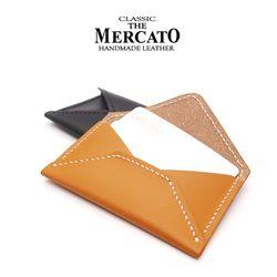 [메르카토]명함지갑만들기 가죽공예DIY