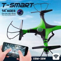 [무료배송] T-SMART WIFI DRONE 드론 와이파이 캠 기능 실시간FTV