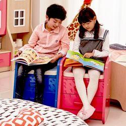 슈에뜨 드라워 어린이 의자(시트쿠션포함)