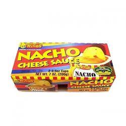 [오등록] 나쵸 치즈소스 200g 리코스 나쵸소스 2팩