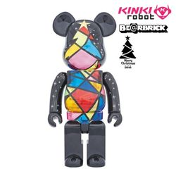 1000 BEARBRICK STAINED GLASS TREE (1612016)