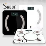 에스모도 MS103-3 블루투스 앱연동 스마트 체중계  大